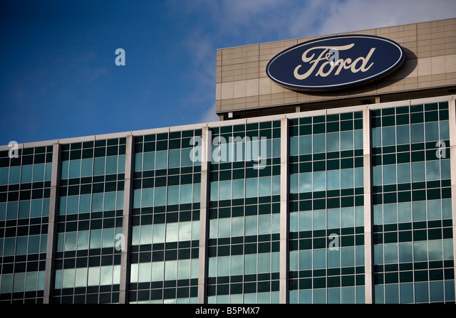 Ford motor company usa stock photos ford motor company for Ford motors corporate office