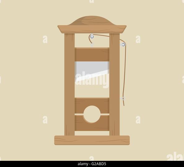 guillotine blade stock photos guillotine blade stock. Black Bedroom Furniture Sets. Home Design Ideas