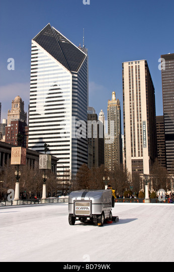 Why is the Zamboni® Ice Resurfacing Machine historically significant to American culture?
