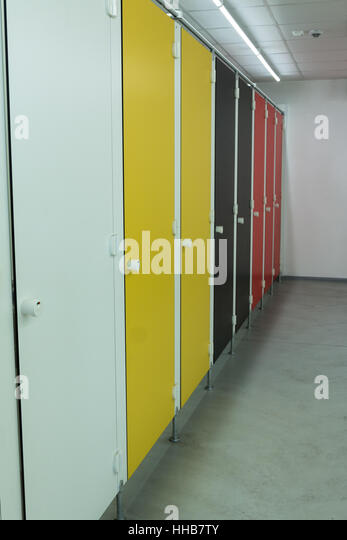 Bathroom Stalls In Other Countries bathroom stall stock photos & bathroom stall stock images - alamy