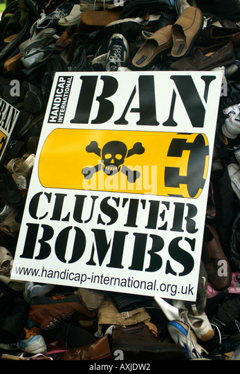 ban the use of cluster bombs The pentagon has indefinitely postposed a planned 2019 ban on using certain cluster bombs that are widely viewed as a hazard to civilians the weapons contain bomblets that scatter widely and can.
