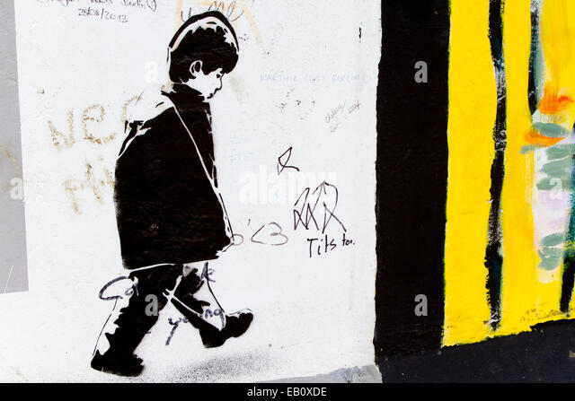 banksy style stock photos banksy style stock images alamy. Black Bedroom Furniture Sets. Home Design Ideas