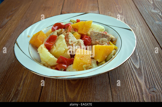 Andalusian cuisine stock photos andalusian cuisine stock for Andalusia cuisine