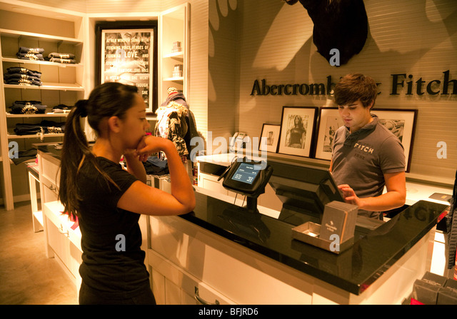 abercrombie and fitch boutique