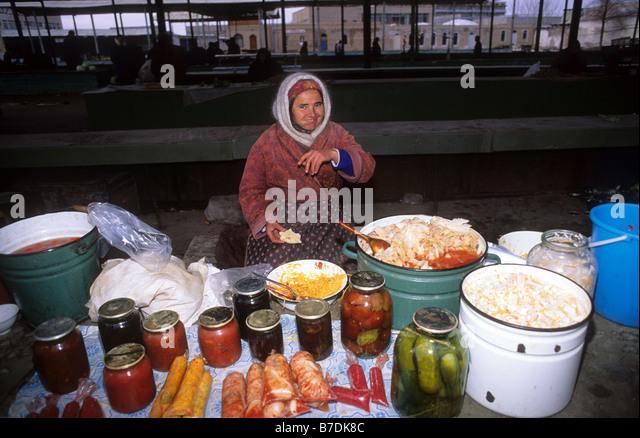 Urgench stock photos urgench stock images alamy for Atlas house uzbek cuisine