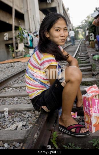Mature thai hooker