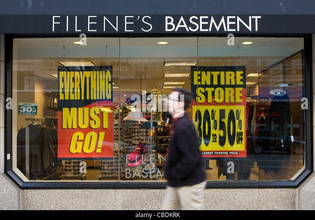 filenes basement stock photos filenes basement stock
