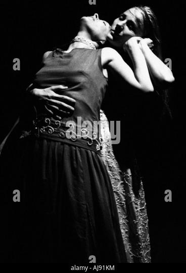 Passionate Hug Black And White Passionate Embrace Bla...