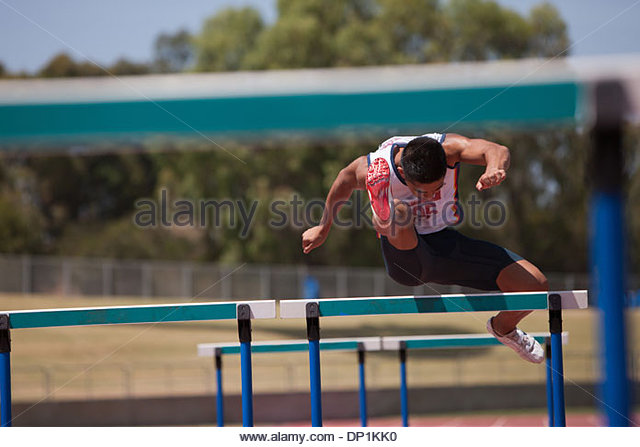 jumping hurdles The physics of track & field search  shot put sprints works consulted sitemap hurdles 55, 100, 110, 300 or 400 meter races with hurdles dispersed  jumping.