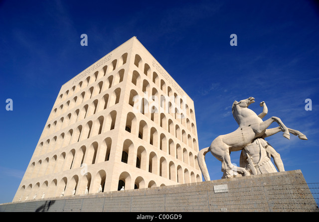 Modern Architecture Rome italy modern architecture stock photos & italy modern architecture