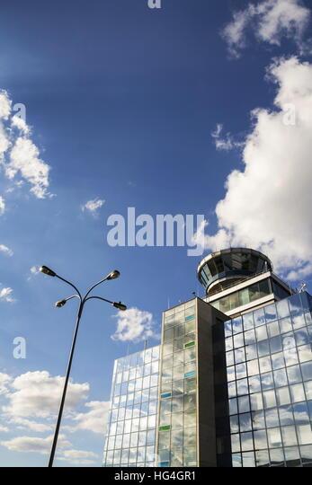 Air Traffic Control Tower Radar Stock Photos & Air Traffic Control ...