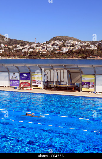 Olympic Size Swimming Pool Stock Photos Olympic Size Swimming Pool Stock Images Alamy