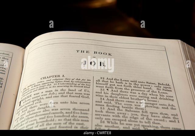 j b vs the book of job Comparison and contrasting of the book of job and the 5 stages of grief by elisabeth kubler ross.