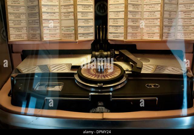 Jukebox Stock Photos amp Jukebox Stock Images Alamy : 1950 vintage jukebox dpmy24 from www.alamy.com size 640 x 445 jpeg 88kB