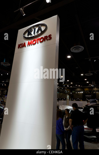 Kia Motors Stock Photos Kia Motors Stock Images Alamy