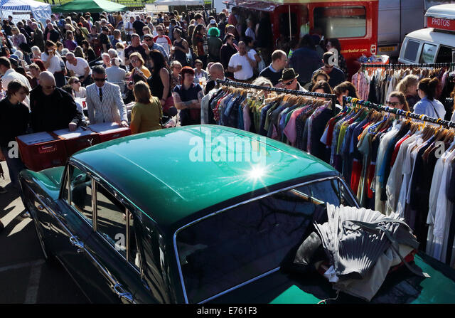 Car Boot Sales In South Shropshire