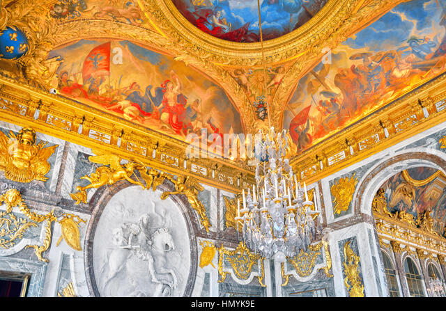 War room versailles stock photos war room versailles for Salon versailles 2016