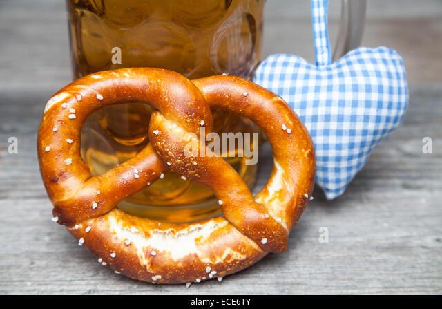 Oktoberfest Pretzel Stock Photos & Oktoberfest Pretzel ...