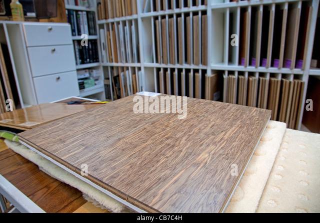 Volatile organic compounds stock photos volatile organic for Eco friendly bamboo flooring