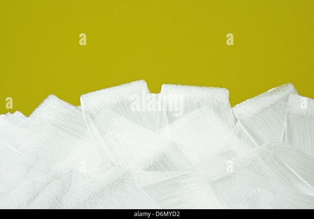 Paint brush stroke yellow stock photos paint brush Bright yellow wall paint