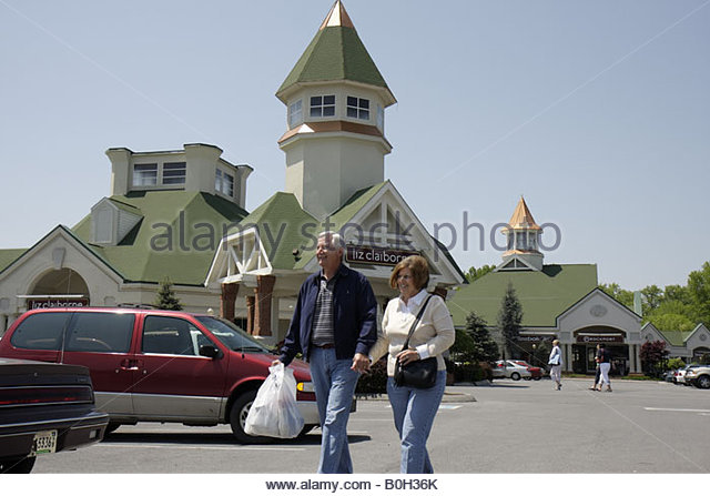 Man Cave Store Tanger Outlets : Sevierville stock photos images alamy