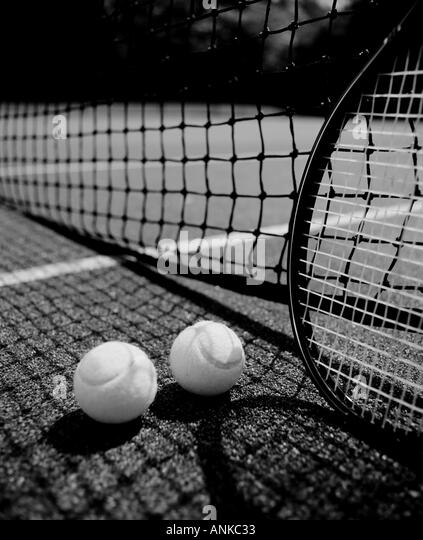 Black And White Tennis Pictures to Pin on Pinterest ...