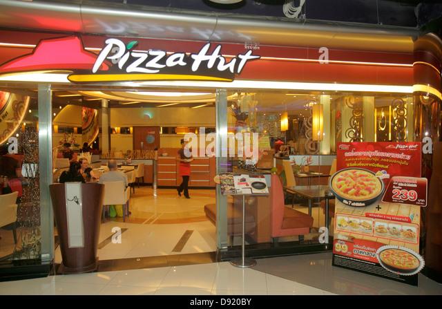 Thailand pizza hut number