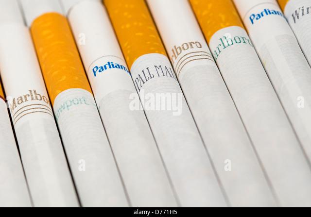Popular cigarettes Marlboro brands Ireland