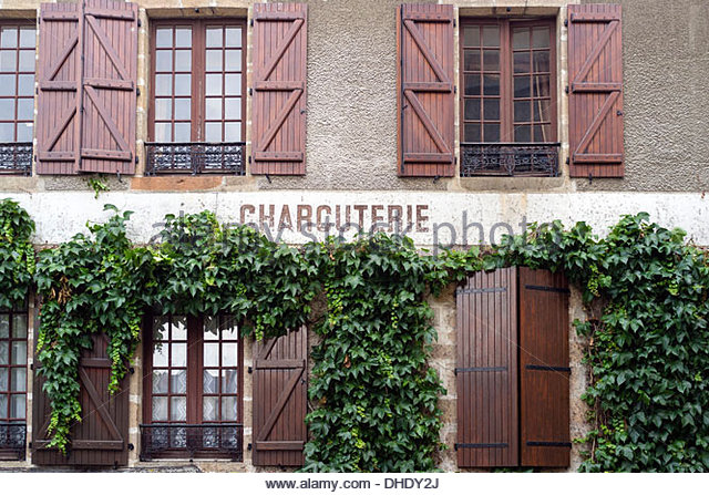 Old French Store Front Stock Photos  U0026 Old French Store