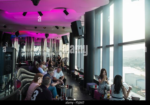 Eclipse bar barcelona stock photos eclipse bar barcelona for W barcelona bar