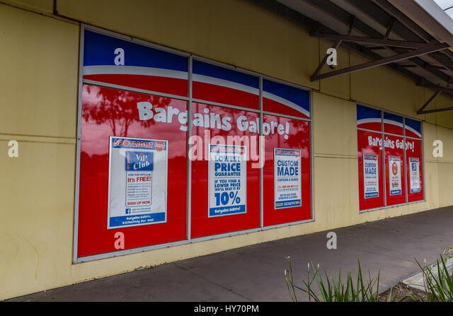 Bargain Town Stock Photos Bargain Town Stock Images Alamy