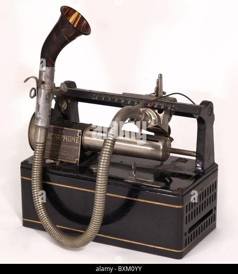 dictaphone machine