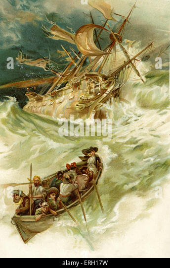 Life Adventures Robinson Crusoe Daniel Stock Photos  Life