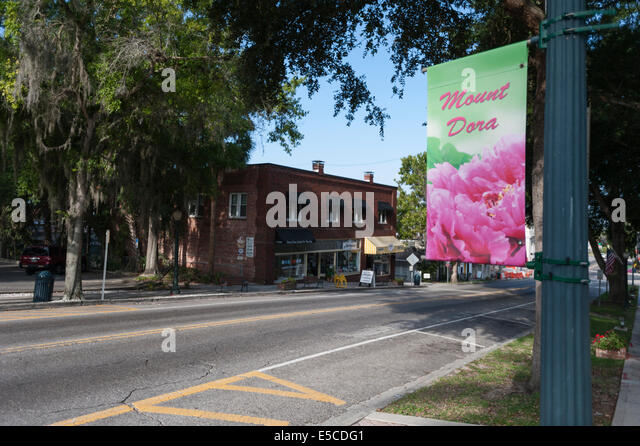 Mount Dora Florida Stock Photos Amp Mount Dora Florida Stock
