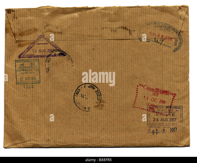 Image result for unrecyclable old envelopes