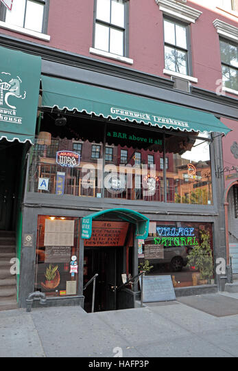Cafe Pitti New York City