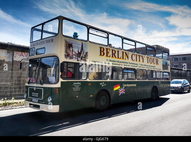 berlin city tour stock photos berlin city tour stock images alamy. Black Bedroom Furniture Sets. Home Design Ideas