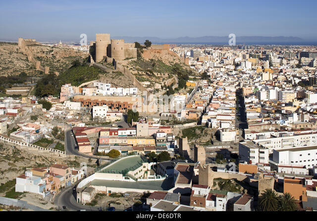 almeria muslim Although muslim, they frequently were in conflict withthe emirs and caliphs of cordoba to their south and often allied with and intermarried with the.