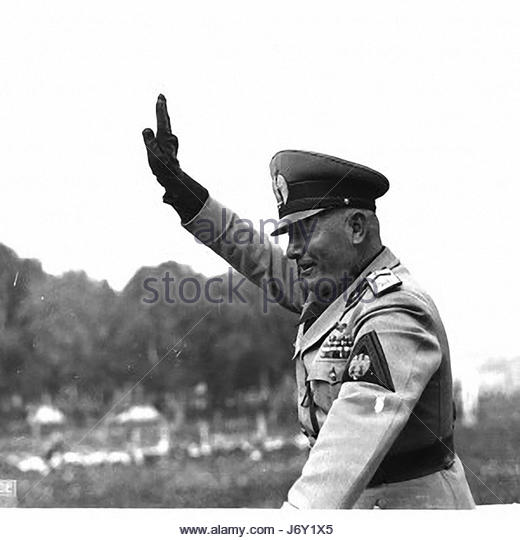 a close look at the fascist rule of benito mussolini Free essay: benito mussolini (1883-1945) benito mussolini was the fascist dictator of italy for nearly 20 years benito was born at dovia, a suburb.