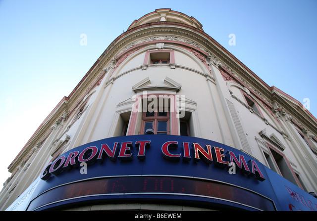Central Cinema Stock Photos & Central Cinema Stock Images - Alamy