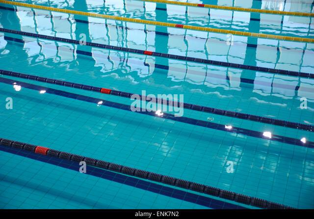 Indoor Public Swimming Pool public swimming pool stock photos & public swimming pool stock
