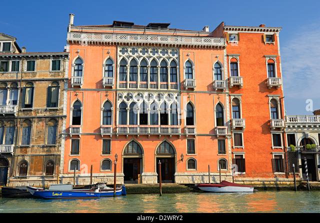 Venetian Gothic venetian gothic palace stock photos & venetian gothic palace stock