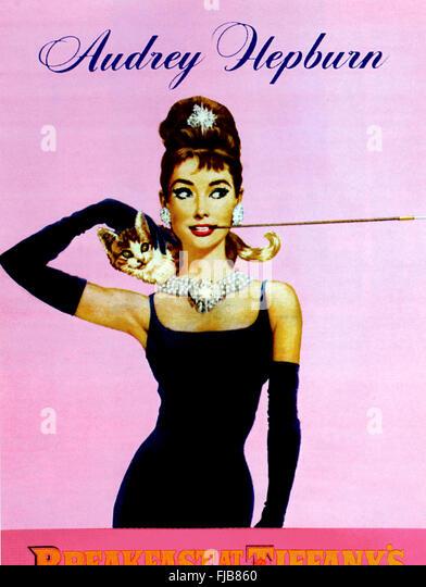 Audrey hepburn givenchy stock photos audrey hepburn for Diamant sur canape