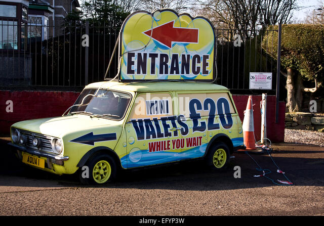 Car Valeting Service Dundee
