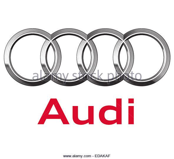 Audi Car Symbol Stock Photos Audi Car Symbol Stock Images Alamy - Audi car sign