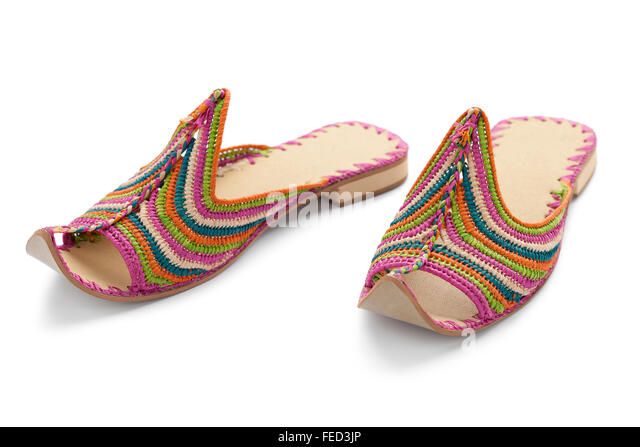 Moroccan Slippers Stock Photos U0026 Moroccan Slippers Stock Images - Alamy