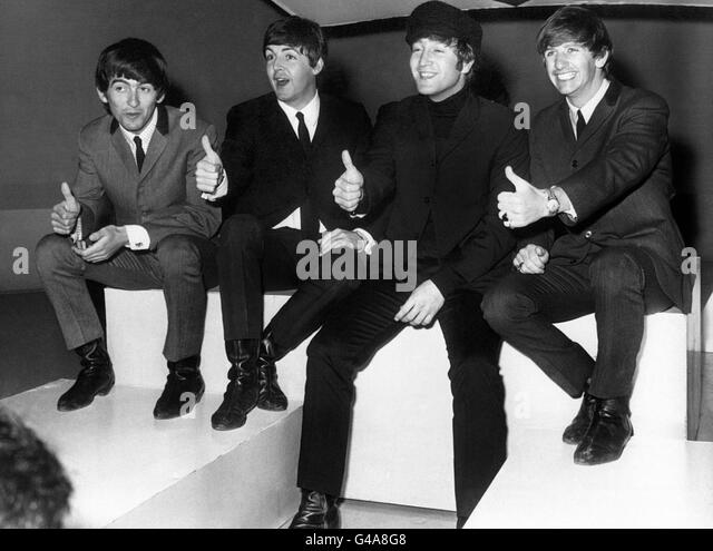 beatles 1964 stock photos amp beatles 1964 stock images alamy