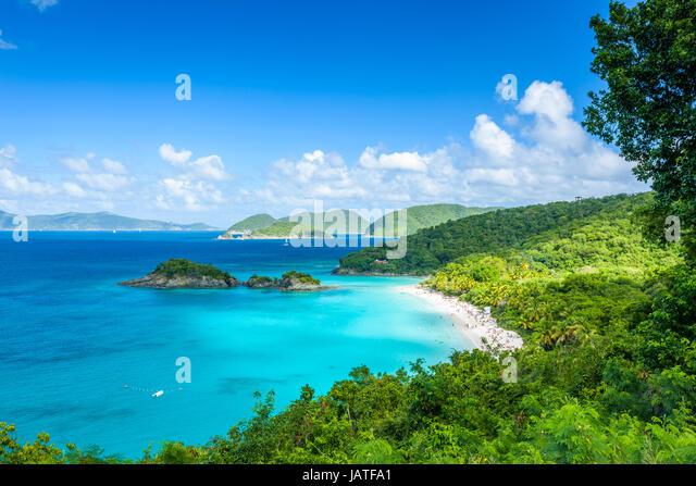 Smith Square St John Virgin Islands