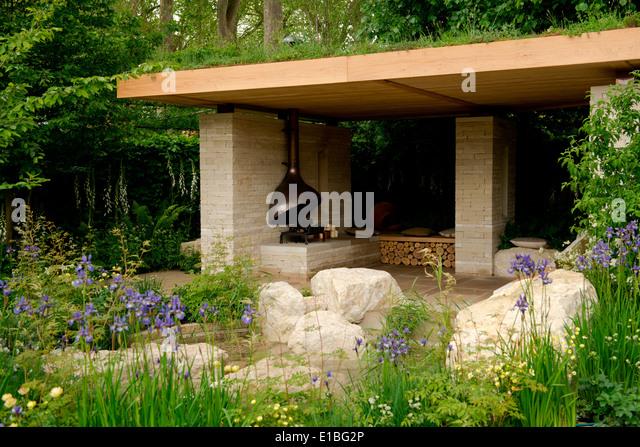 Garden Sheds Homebase the homebase garden stock photos & the homebase garden stock