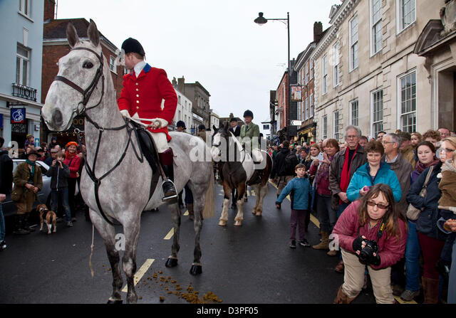 southdown and eridge hunt boxing day meet 2015